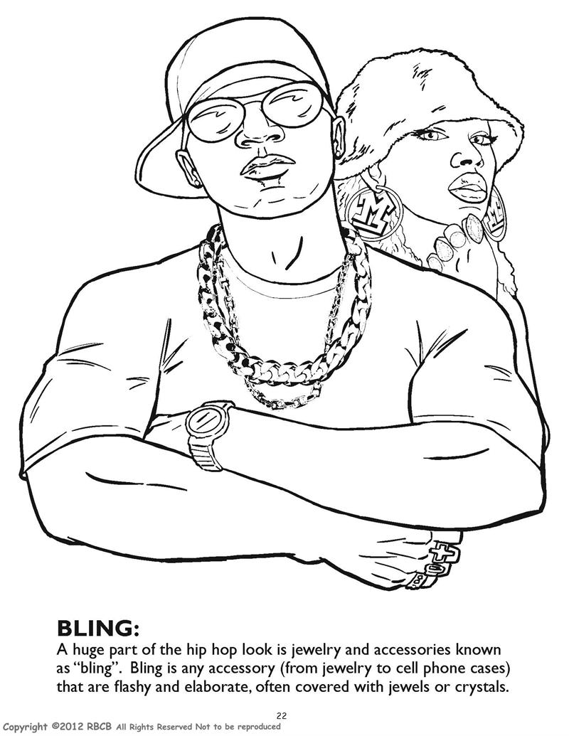 rap star coloring pages - photo #36